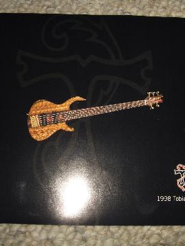 1999 Tobias Steinberger Gibson Bass Dealer Packet