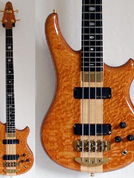 Alembic Essence 4 Lacewood - Showroom