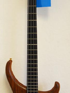 Alembic Orion 4 String Bass California Walnut - Showroom