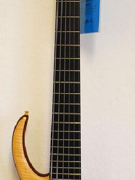 Alembic Rogue 6 String Flame Sycamore - Showroom