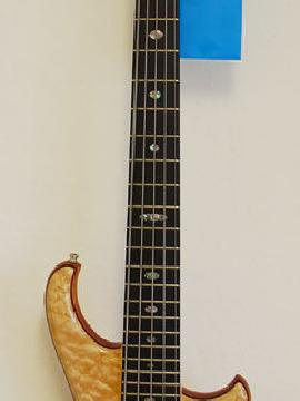 Alembic Series I 5-String Quilted Maple w/ Balanced K-Body - Showroom
