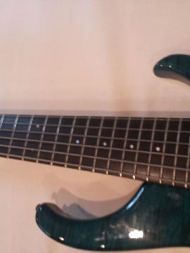 Modulus Quantum 6 Q6 Electric Bass six string