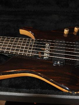 Modulus Quantum Q6 bass 1991 Six string bass