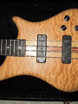 Pedulla Et 4-String Right-Handed Thunderbass Electric Bass Guitar