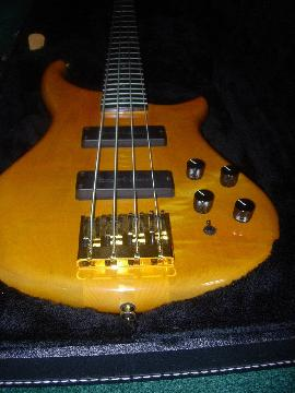 Pedulla Thunder Bass Guitar T-4