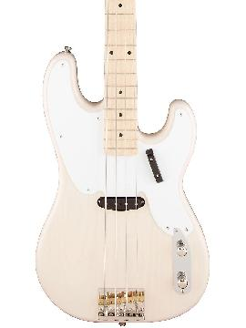 Squier Classic Vibe Precision '50s Bass Guitar White Blonde