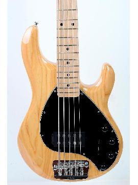 Sterling by Music Man Ray35 5-String Bass Natural 888365245669