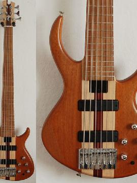 Tobias Basic 6-String Bass - Showroom