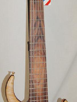 Tobias Signature 6-String Bass - Showroom
