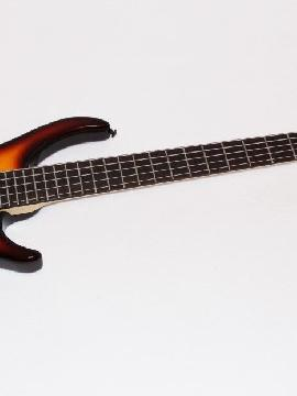 Tobias Toby Deluxe-V 5 String Electric Bass Guitar Vintage Sunburst
