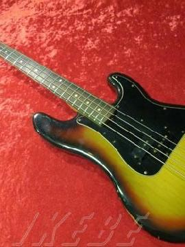 Used free shipping Fender Usa Precision Bass '75 Sb/r Electric Guitar #4 / #q