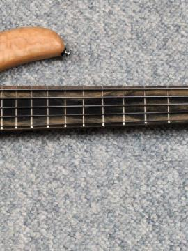 Zon Sonus 5/1 5 String Electric Bass, New/old Stock - Clearance Sale!