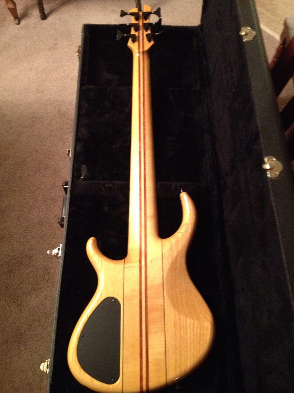 Tobias 6 String Bass Guitar