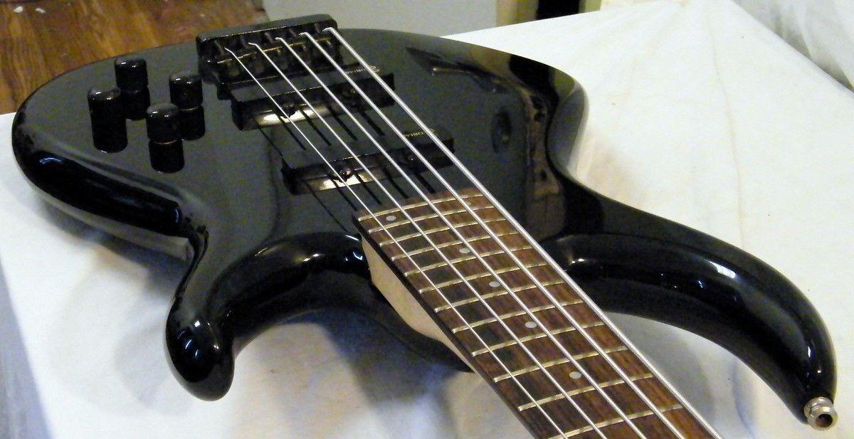 tobias toby v 5 string electric bass guitar low end thunder. Black Bedroom Furniture Sets. Home Design Ideas