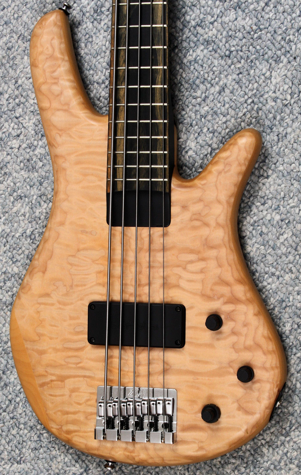 zon sonus 5 1 5 string electric bass new old stock clearance sale. Black Bedroom Furniture Sets. Home Design Ideas